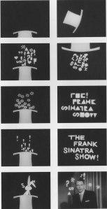 The Frank Sinatra Show SAUL BASS